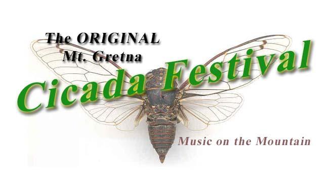 Original Mt. Gretna Cicada Festival